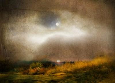"""Orbital Dream"" - Maureen Ruddy Burkhart"